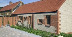 Marley Acme Double Camber clay plain tiles give a unique texture and shade to your roof. Buy yours at Roofinglines!
