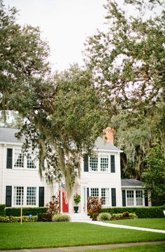 A few more pictures of our home from Southern Weddings V9 out on newsstands now.  It was such an honor...