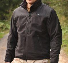 Flísová bunda BOJAN v čiernej farbe od výrobcu Pentagon. http://www.armyoriginal.sk/1728/137264/bunda-bojan-cierna-pentagon.html