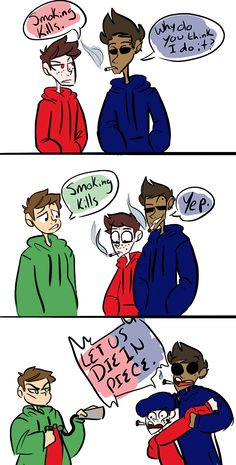 TomTord (Telefono ) by Shit Waddup | Eddsworld | Pinterest