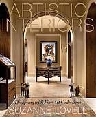 Artistic interiors : designing with fine art collections. Call # NK2115.5.A77 L68 2011. Find this book at the Margaret M. Bridwell Art Library.