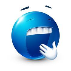 Emoji Man, Smiley Emoji, Smiley Faces, Blue Emoji, Emoji Love, Funny Emoji Faces, Funny Emoticons, Emoji Pictures, Emoji Images
