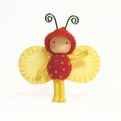 Strawbery Banana Juicy Bug by dreamalittle7 on Etsy $16