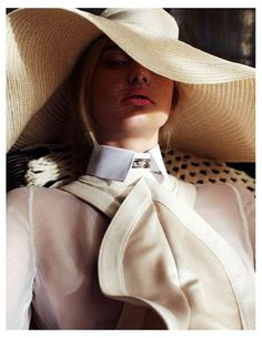 The Vogue Russia June 2012