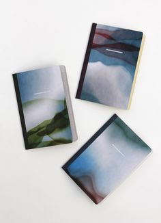 THE 3 INFUSED - 3 pocket notebooks by papier Tigre