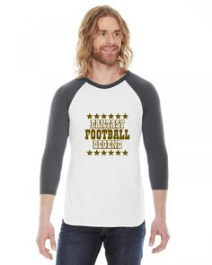 I Love Running I Hate Running on our modern version of the traditional baseball raglan sleeve shirt. soft, lightweight and perfect for you 3 4 Sleeve Shirt, T Shirt, Long Sleeve, Straight Outta Compton, Thing 1, Raglan Shirts, Fantasy Football, Champions, Hoodies