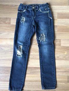 Jeans (Girls Size 8) Girls Jeans, Girl Fashion, Spandex, Boutique, Cotton, Woman Fashion, Boutiques