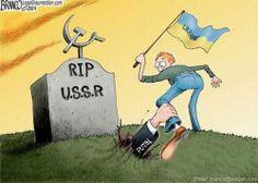 R.I.P. USSR