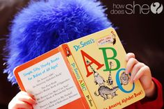 Celebrate Dr. Seuss Day on March 2nd! Cute outfits, books, and lunch ideas HERE!