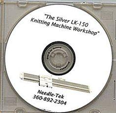 Lk150 Knitting Machine Patterns : Knitting Machines and Patterns on Pinterest Knitting Machine, Knitting and ...