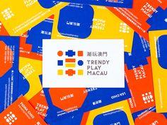 TRENDY PLAY MACAU on Behance