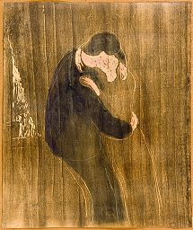 Edvard Munch Norwegian), The Kiss, Harvard Art Museums/Fogg Museum. Harvard Art Museum, Edvard Munch, Gothic Architecture, Museum Collection, Light Art, Dracula, Pattern Art, Museums, Printmaking