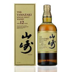 日本三得利山崎12年单一麦芽纯麦威士忌Yamazaki Single Malt-tmall.com天猫