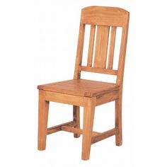 """Old World Dining Room Chairs :- Rustic pine furniture from Mexico. Each piece is solid wood and assembled by hand. Slight warping, cracking and color variations are common. The distressed appearance is inherent to the product and not a defect. This chair must be ordered in pairs. Price is per chair. Dimensions: 18"""" l x 39.5"""" h"""