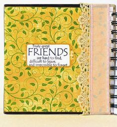 Card Art, Etc.: This Is Anything But A Card Paper Bookmarks, Hard To Find, Great Friends, Quotes, Cards, Quotations, Maps, Playing Cards, Quote