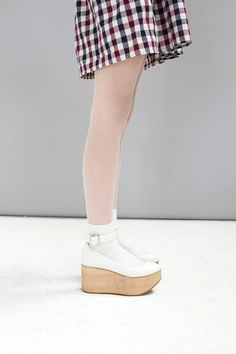 Mary Jane Platform Wedge White - THE WHITEPEPPER http://www.thewhitepepper.com/collections/shoes/products/mary-jane-platform-wedge-white
