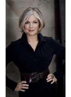 Aging Gracefully...This Lady Is My Icon...What A Classy Sophisticated, Beautiful Woman!!!