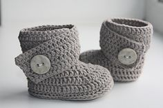 247 Best Botines Images Crochet Baby Crochet Baby Shoes Slippers