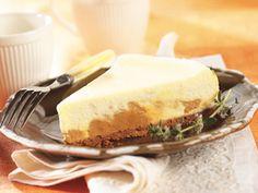 Dulce de Leche Cheesecake recipe - Diabetic Gourmet Magazine - Diabetic Recipes. DiabeticGourmet.com