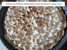 La-Compagnie-Sans-Gluten, un blog-sans-gluten-et-sans-lait !: Tarte au citron meringuée sans gluten, sans lait