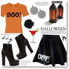 DIY Halloween Costume (2)