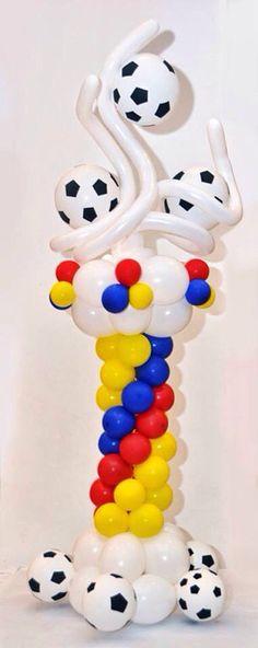 Источник интернет Balloon Display, Balloon Decorations, Birthday Decorations, Balloon Flowers, Balloon Bouquet, Balloons Galore, Wc Design, Balloon Modelling, Balloon Columns