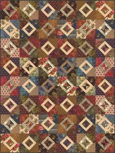 Laundry Basket Quilts - Mailbox