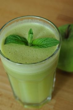 Muhteşem Elma, Zencefil ve Limon Suyu – Juice Recipes