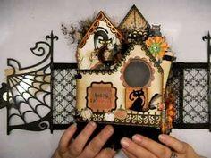 videos de scrapbooking de halloween - Buscar con Google