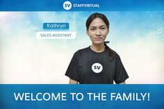 Welcome to the team!  Join Us We're Hiring http://ift.tt/2g1iL3F  #SV #SVNewHires #StaffVirtual #StaffVirtualCareers #BPO #Outsourcing