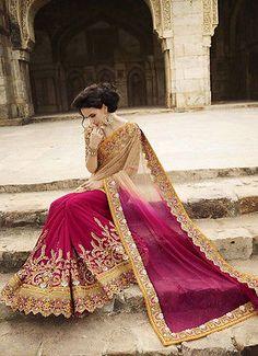 Party wear wedding sari bridal lehenga Indian saree bollywood designer dress in Clothing, Shoes & Accessories, Cultural & Ethnic Clothing, India & Pakistan | eBay