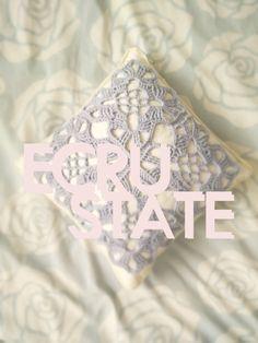 #crochet #pillowcase #pillow #cover #motif #ecrustate