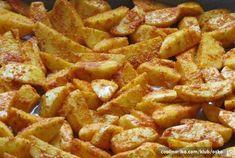 Křupavé paprikové brambory | NejRecept.cz