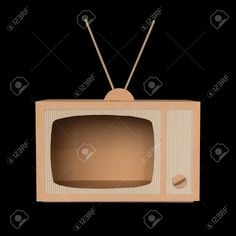 cardboard television - Google Search