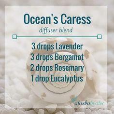 Ocean's caress