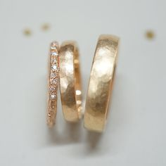 Wedding Rings Vintage, Gold Wedding Rings, Gold Engagement Rings, Wedding Ring Bands, Wedding Pins, Vintage Rings, Gold Rings, Wedding Rings Sets His And Hers, Engagement Bands
