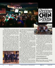 New Jersey cover band Sweet chin Music by M. Buonauro