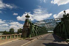 Bridge Nussdorf Weir, Otto Wagner, Vienna Photo ORF