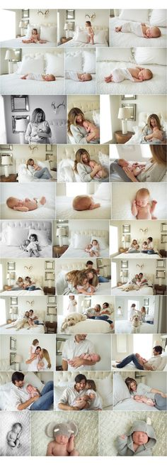 Kelly Garvey Photography | mila's a big sis :) lifestyle newborn session