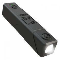 The GXB3L is a 250 lumen rechargeable LED flashlight and portable power bank for a cellphone, iPhone, Samsung and other USB devices.