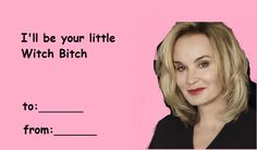 valentine horror cards