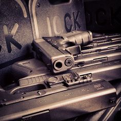 Any Glock you want.