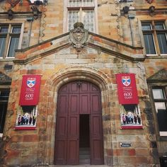 Scotland's first university, founded 1413 St Andrews University Scotland, St Andrews Scotland, First University, Uk Universities, Pub Crawl, England And Scotland, Scotland Travel, Historical Romance, British Isles