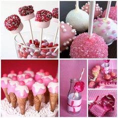 Pink Delicious Treats