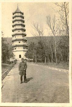 南京侵华日军/ Japanese Soldiers, Nanking (Nanjing) 1938.