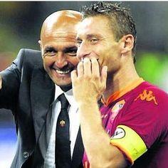 رسمياً #سباليتي مدرب #روما الجديد . تمت اقالة غارسيا   . Official : #spalletti is the new coach for #roma  #garcia was sacked  Forza #Roma Grande #spalletti ❤️