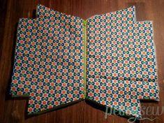 DIY, Multifunctioneel ritszakje, gratis patroon in 5 maten - Peggy Sew sewingprojectsforbeginners Diy And Crafts Sewing, Crafts For Girls, Easy Sewing Projects, Sewing Projects For Beginners, Sewing Hacks, Sewing Tutorials, Sewing Makeup Bag, Sewing Patterns Free, Free Pattern