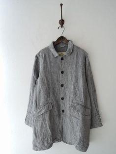 InJapan.ru — ... low... nestRobe *... узор куртка * Конопля пальто 0815 — просмотр лота
