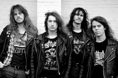 """nice New Music Video """"Pulses Of Pleasure"""" Premiered By Evil Invaders Europa Tour, Metal News, Thrash Metal, Watch V, New Music, Live, Famous People, Skateboard, Che Guevara"""