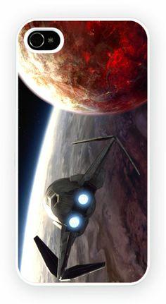 Star Wars: Episode III - Revenge of the Sith - Jedi Starfighter Cas de telephone portable pour l'iPhone 4, 4S, 4, 5S, 5C et Samsung Galaxy S4 Retour couverture rigide - pas de telephone inclus Moule en polycarbonate dur couverture arriere avec l'image imprimee comme le montreCouleur impression directe est fondu et resistant aux rayures et offre une protection aux chocs et impactsSimple et facile snap sur l'installation d'un acces complet a la camera et portsGratuit Livraison dans le monde…